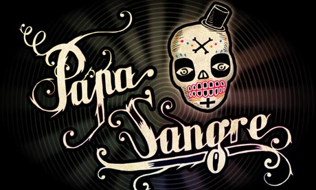 Move through the darkness in Papa Sangre. © 2010 Somethin' Else