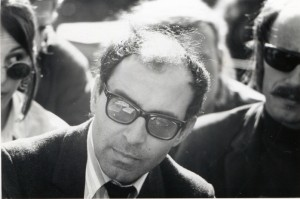 Jean-Luc Godard in Berkeley, 1968